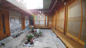 Сеул - Charm Hanok Guest House