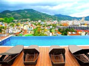 Bliss Patong Modern 1 bedroom Apartment