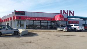 The Ritz Cafe & Motor Inn