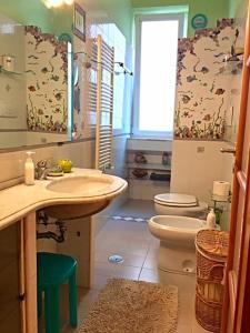Casa Costa D'Amalfi, Apartmanok  Salerno - big - 22