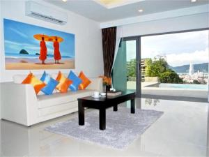 Patong Bay Hill 1 bedroom Apartment, Appartamenti  Patong Beach - big - 13