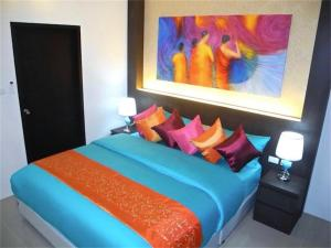 Patong Bay Hill 1 bedroom Apartment, Apartmanok  Patong-part - big - 15