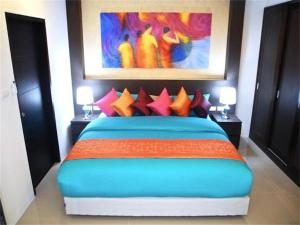 Patong Bay Hill 1 bedroom Apartment, Apartmanok  Patong-part - big - 21