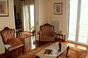 Sea & Fortress View Corfu Town Apartment, Apartmanok  Korfu - big - 14