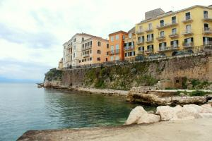 Sea & Fortress View Corfu Town Apartment, Apartmanok  Korfu - big - 10