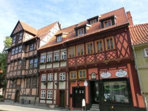 Holiday Home Fachwerkhaus Quedlinburg