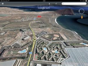 Villa Ocean Beach, Dovolenkové domy  El Médano - big - 25