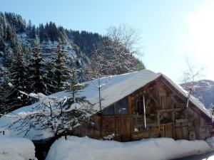 Holiday Home Le Praz De Lys