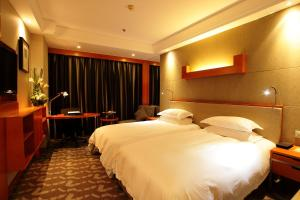 (Wenzhou Wanrong Business Hotel)