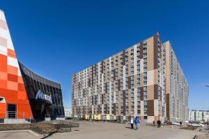 VGosti Prosveschenia, Апартаменты  Санкт-Петербург - big - 26