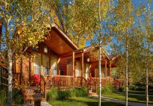 obrázek - Rustic Inn Creekside Resort and Spa at Jackson Hole