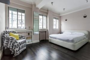 onefinestay - Marylebone private homes II, Апартаменты  Лондон - big - 150