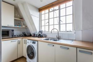 onefinestay - Marylebone private homes II, Апартаменты  Лондон - big - 149
