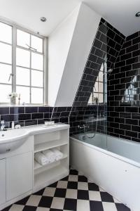 onefinestay - Marylebone private homes II, Апартаменты  Лондон - big - 147