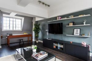onefinestay - Marylebone private homes II, Апартаменты  Лондон - big - 144