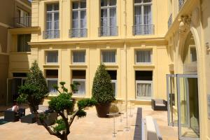 Odalys Appart Hotel Les Occitanes, Aparthotels  Montpellier - big - 26
