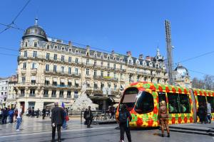 Odalys Appart Hotel Les Occitanes, Aparthotels  Montpellier - big - 32