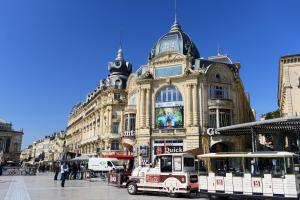 Odalys Appart Hotel Les Occitanes, Aparthotels  Montpellier - big - 33