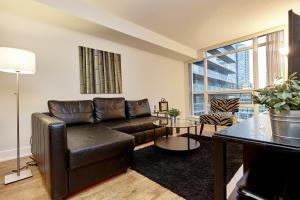 Atlas Suites Furnished Apartments- Rogers Center, Downtown Toronto, Apartmány  Toronto - big - 21