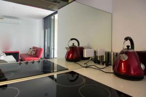 220 Spencer Apartment, Apartments  Melbourne - big - 11
