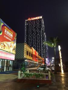 Guangzhou Yuan Yi Hotel Apartment Luo Gang Wanda Sicence City Branch