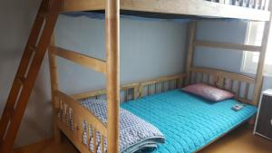 Bed in 4-Bed Male Dormitory Room - Bed Hakobang Guesthouse