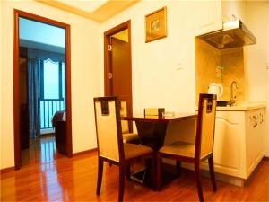 Golden Sunshine Apartment Panyu Wanda Plaza