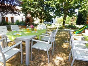 La Rouquette Marcoux, Dovolenkové domy  Beauville - big - 66