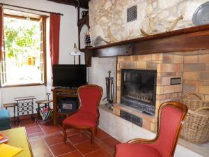 La Rouquette Marcoux, Dovolenkové domy  Beauville - big - 43
