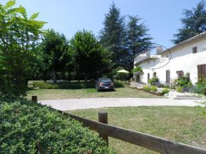 La Rouquette Marcoux, Dovolenkové domy  Beauville - big - 69