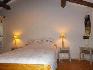 La Rouquette Marcoux, Dovolenkové domy  Beauville - big - 37