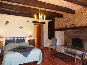 La Rouquette Marcoux, Dovolenkové domy  Beauville - big - 38