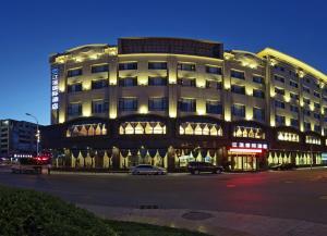 Riveside International Hotel Dandong