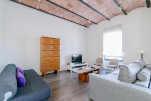 Deco Apartments – Diagonal, Ferienwohnungen  Barcelona - big - 45