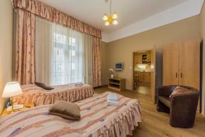 Aparthotel Lublanka, Hotely  Praha - big - 7