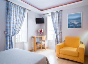 Casa Celsa-Barbantes, Affittacamere  Santiago di Compostela - big - 21