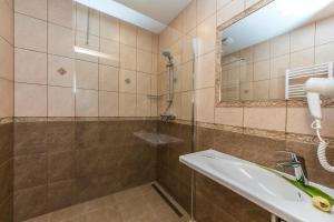 Aparthotel Lublanka, Hotely  Praha - big - 28