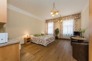 Aparthotel Lublanka, Hotely  Praha - big - 22
