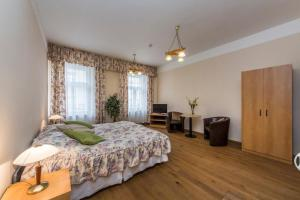 Aparthotel Lublanka, Hotely  Praha - big - 10
