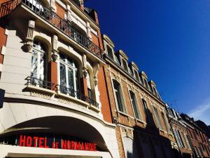 オテル ドゥ ノルマンディー (Hôtel De Normandie)