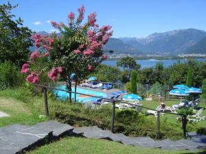Ferienwohnung mit Aussicht und Pool