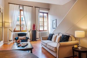 Velluti Maggio Suite, Apartmány  Florencie - big - 12