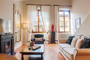 Velluti Maggio Suite, Apartmány  Florencie - big - 24