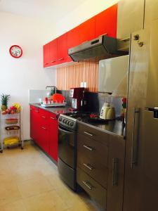 Departamento Albaida II, Apartmány  Playa del Carmen - big - 12