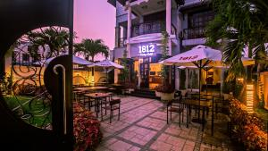 1812 Boutique Hostel - Da Nang Beach