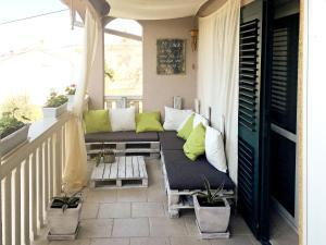 Apartment Pampas, Apartments  Sveti Filip i Jakov - big - 8
