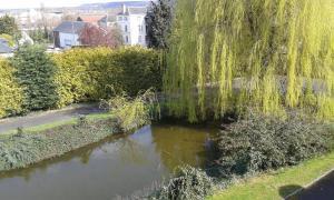 Chambres d'Hôtes Entre Deux Rives, Отели типа «постель и завтрак»  Онфлер - big - 7