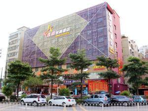 Xingzuo Fashion Hotel Shenzhen Longsheng Underground Station Branch