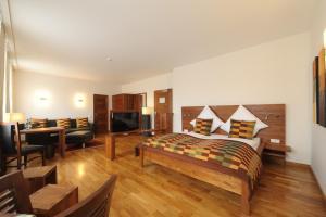 Nassauer Hof Kiedrich im Rheingau, Hotels  Kiedrich - big - 7