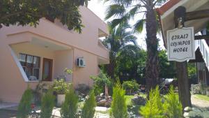 Отель Cirali Olympos Hotel, Чиралы